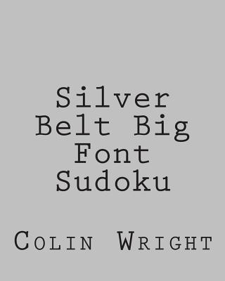Silver Belt Big Font...
