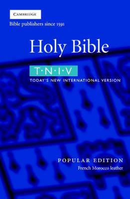 TNIV Bible Popular E...