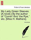 My Lady Green Sleeve...