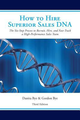 How to Hire Superior Sales DNA