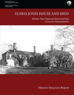 Elisha Jones House and Shed