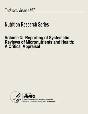 Reporting of Systematic Reviews of Micronutrients and Health