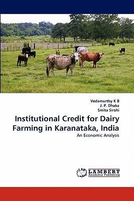 Institutional Credit for Dairy Farming in Karanataka, India