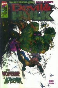 Devil & Hulk n. 049