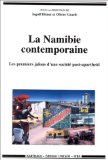 La Namibie contemporaine