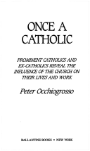 Once a Catholic