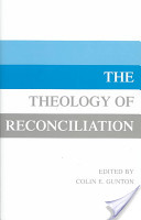 The theology of reconciliation