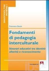 Fondamenti di pedagogia interculturale