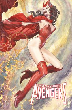 Incredibili Avengers #1 - Variant Manara