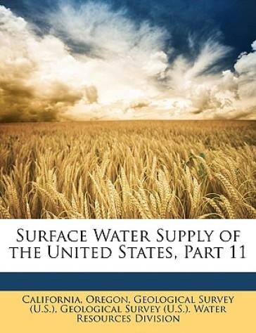 Surface Water Supply...