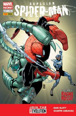 Amazing Spider-Man n. 605