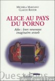 Alice au pays du por...