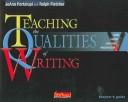 Teaching the Qualiti...