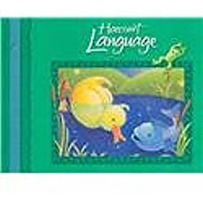 Harcourt Language K