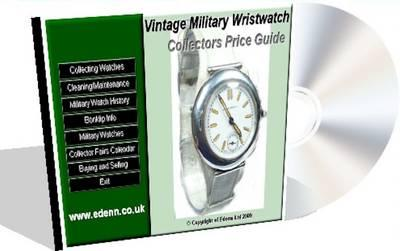 Vintage Military Wristwatch Price Guide