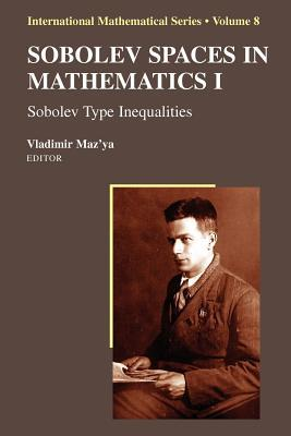 Sobolev Spaces in Mathematics 1