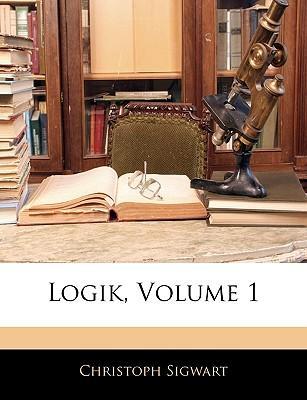 Logik, Volume 1