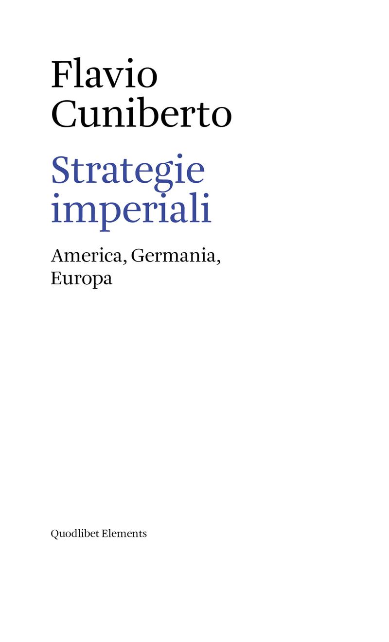Strategie imperiali