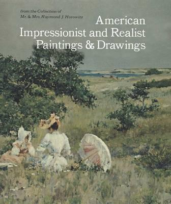 American Impressionist and Realist Paintings and Drawings