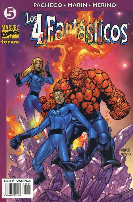 Los 4 Fantásticos Vol.4 #5 (de 24)