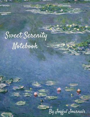 Sweet Serenity Noteb...
