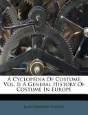 A Cyclopedia of Cost...