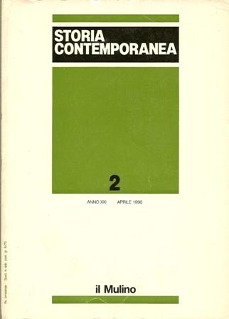 Storia contemporanea n. 2/1990