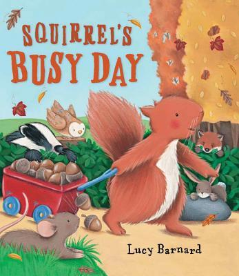 Squirrel's Busy Day