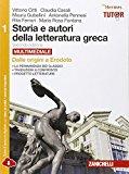 Storia e autori della letteratura greca vol. 1