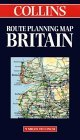 Collins Route Planning Map: Britain