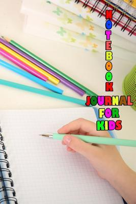 Notebook Journal for Kids