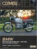 Bmw R50/5 Through R100Gs Pd