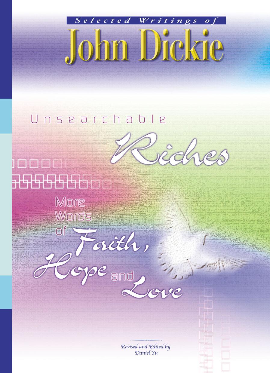 Selected Writings of John Dickie