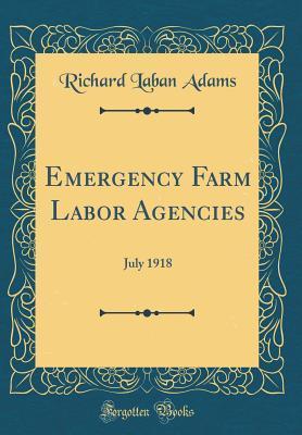 Emergency Farm Labor Agencies