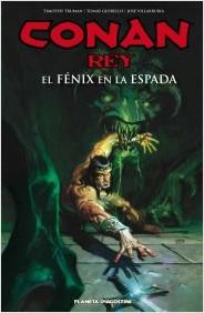 Conan Rey: El fénix...