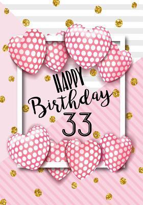 Happy Birthday 33