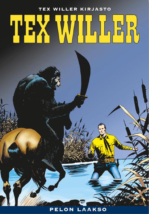 Tex Willer -kirjasto 23