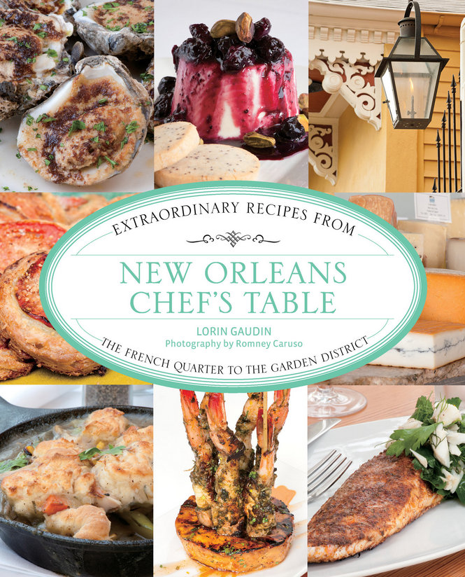 New Orleans Chef's Table