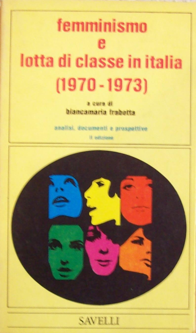 Femminismo e lotta di classe in Italia