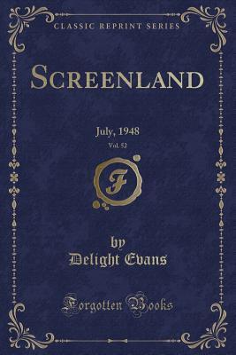Screenland, Vol. 52