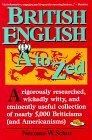 British English A to