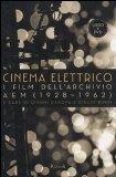 Cinema elettrico