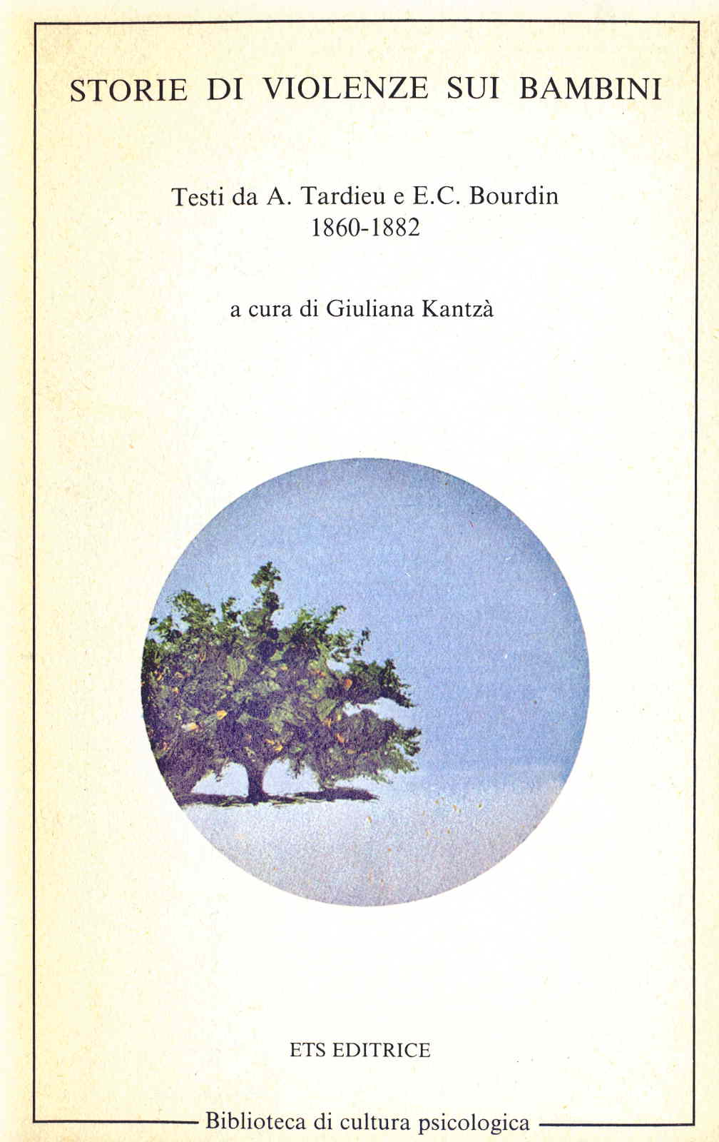 Storie di violenze sui bambini (1860-1882)
