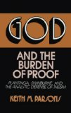 God and the burden of proof
