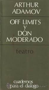 Off limits; Don Moderado