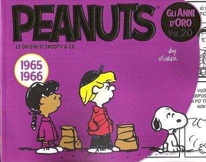 Peanuts - Gli Anni d'Oro vol. 20