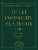 CRB commodity year book