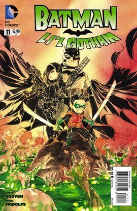 Batman: Li'l Gotham Vol.1 #11