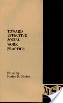 Toward Effective Social Work Practice