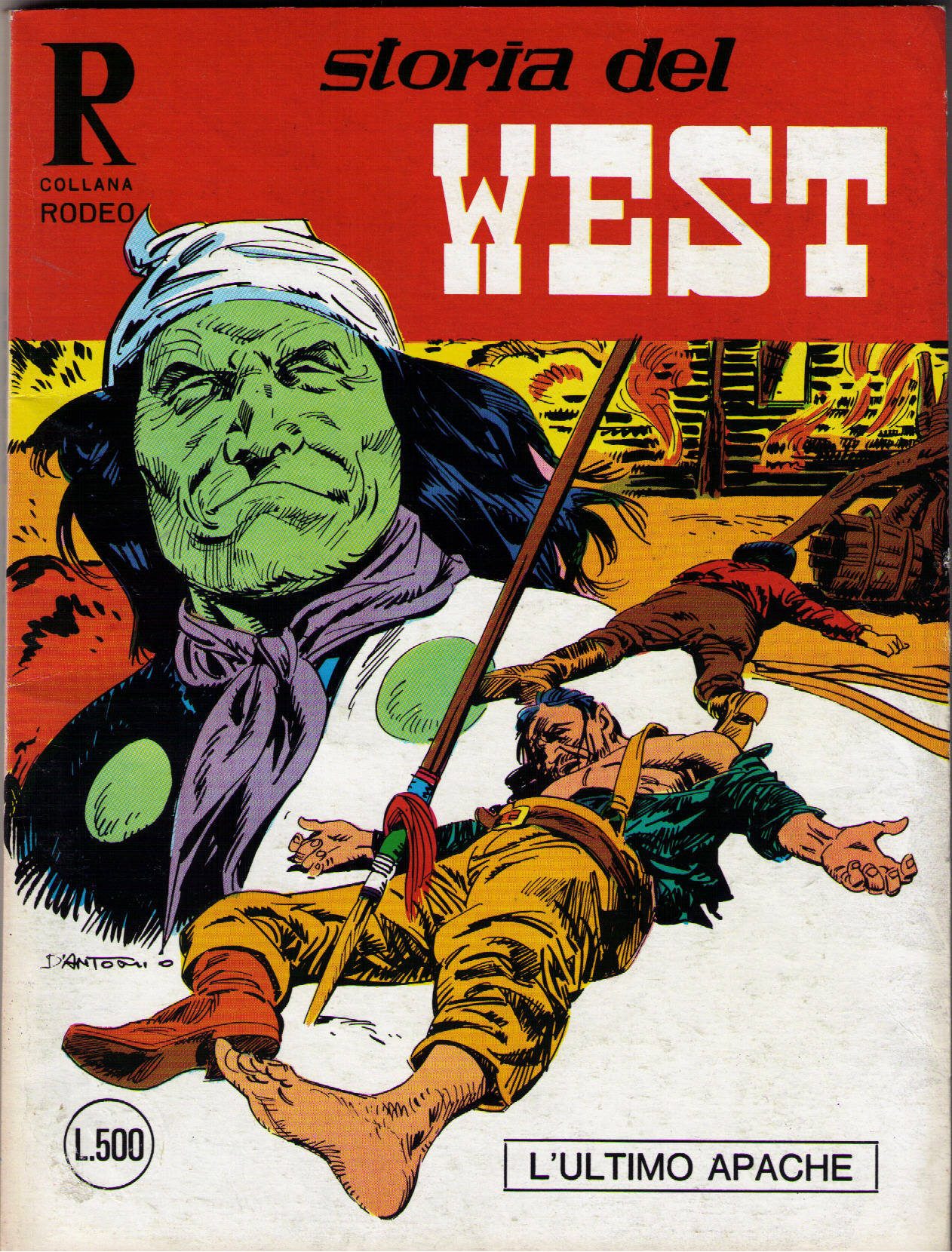 Storia del West n.66 (Collana Rodeo n. 154)